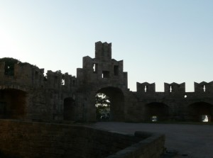Krótka historia miasta Rodos