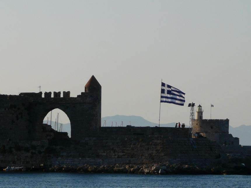 Zwiedzanie Rodos – czyli co warto zobaczyć w stolicy wyspy