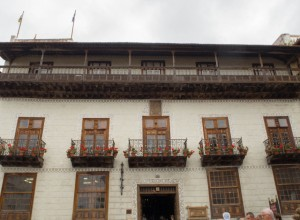 Casa del Turista, La Orotava, Teneryfa