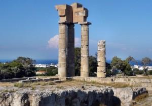 Monte Smith, Rodos, Grecja