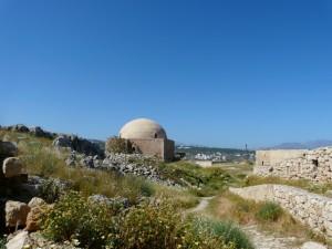 Fortezza wRethymno, Kreta