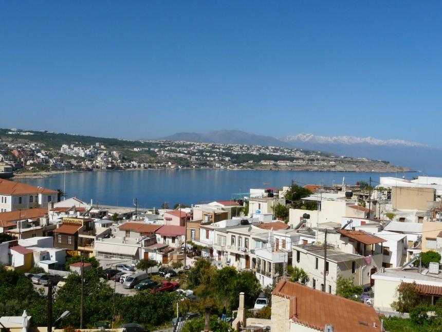 Rethymno - widok namiasto