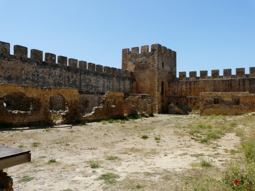 Zamek Frangokastello, Chora Sfakion
