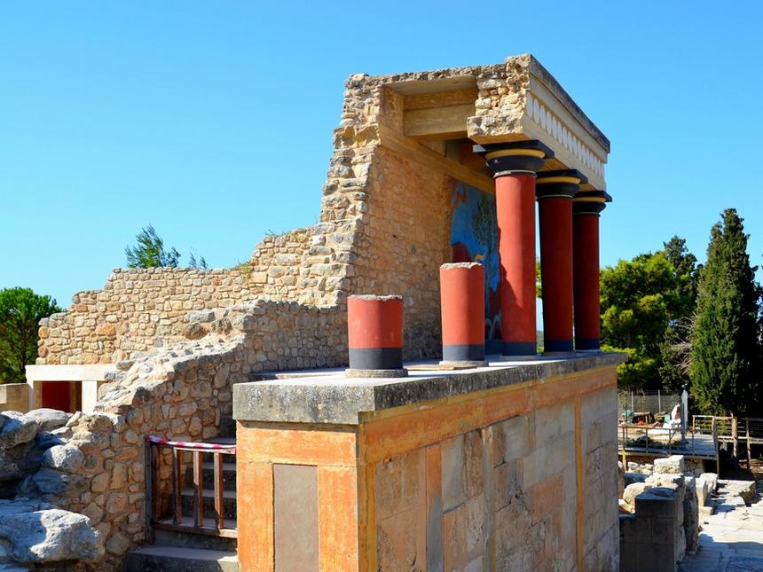 Pałac wKnossos