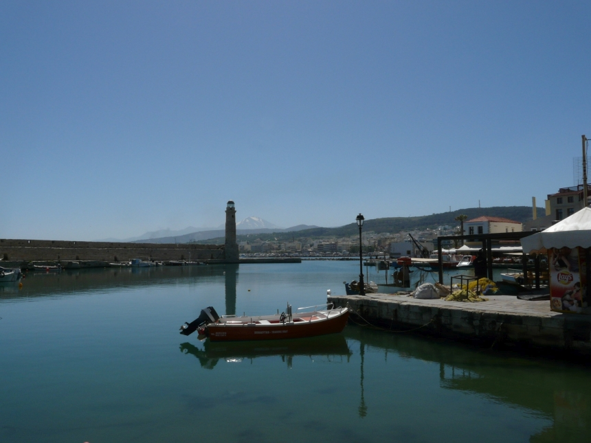 Port wenecki wRethymno