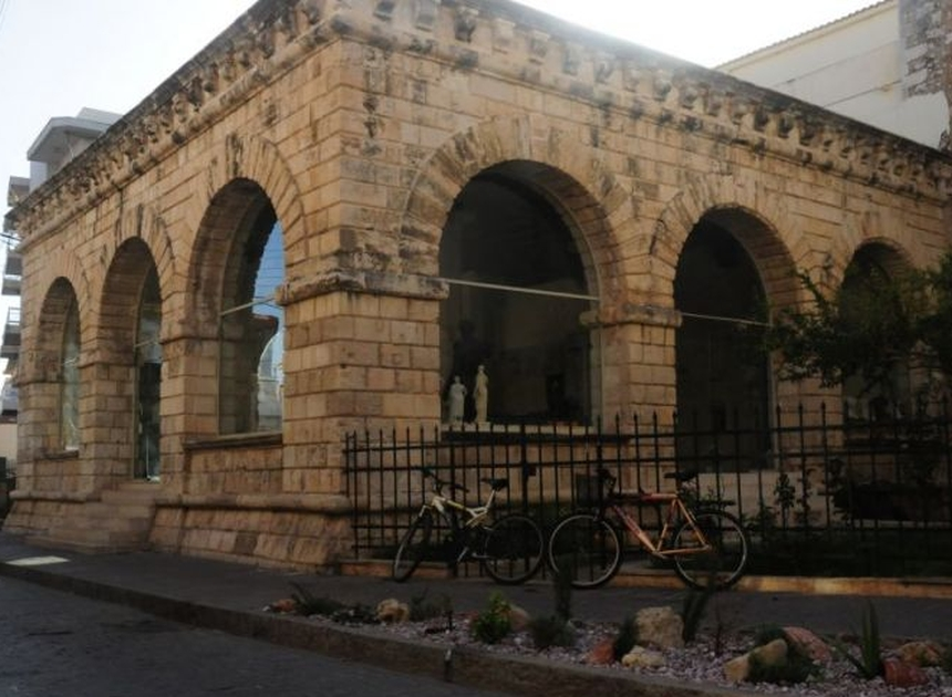 Loggia, Rethymno, Kreta