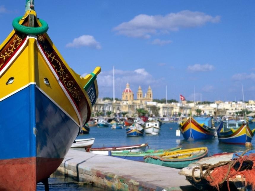 Słoneczna Malta rajem do wypoczynku i... nauki angielskiego