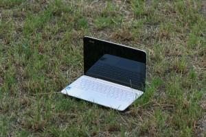 Laptop - spływ kajakowy Pliszką