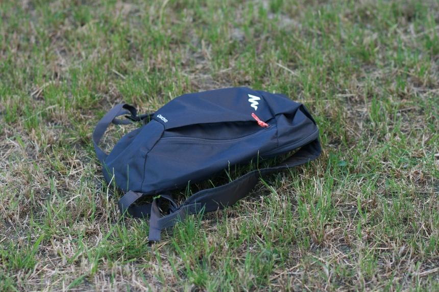 Podręczny plecak turystyczny