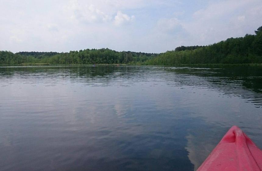 Spływ kajakowy Pliszką