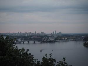 Kijów - praktycznie ostolicy Ukrainy