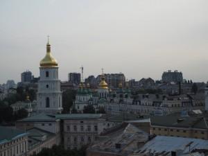 Współczesny Kijów