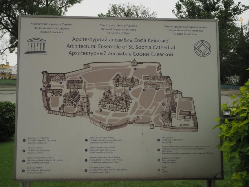 Sobór Sofijski, Kijów
