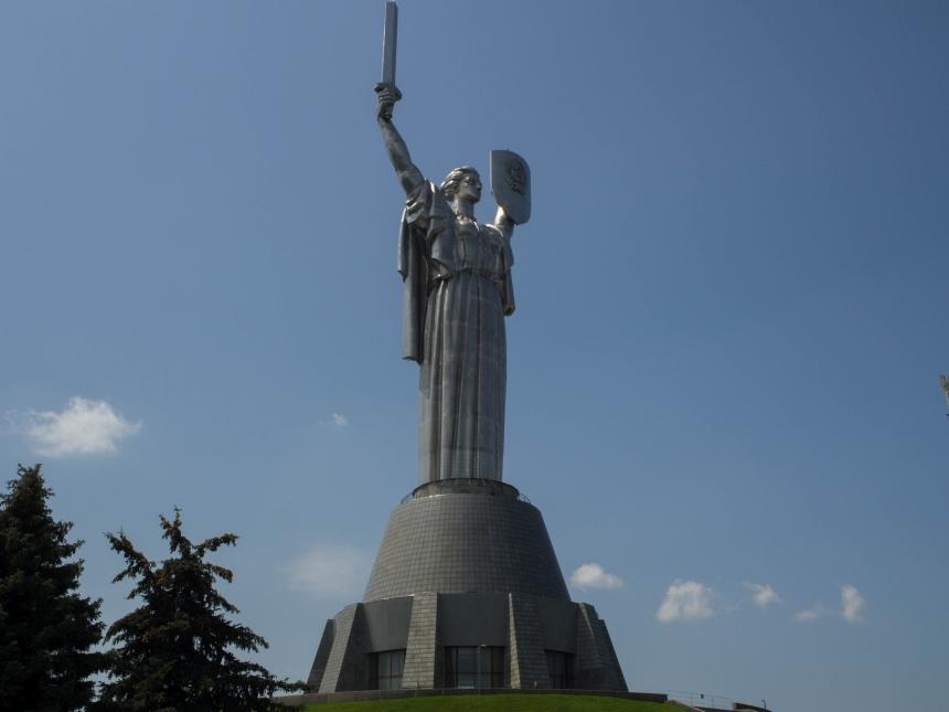 Pomnik Matki Ojczyzny, Kijów