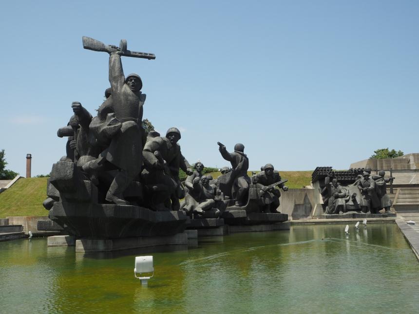 Narodowe Muzeum Historii Wielkiej Wojny Ojczyźnianej, Kijów