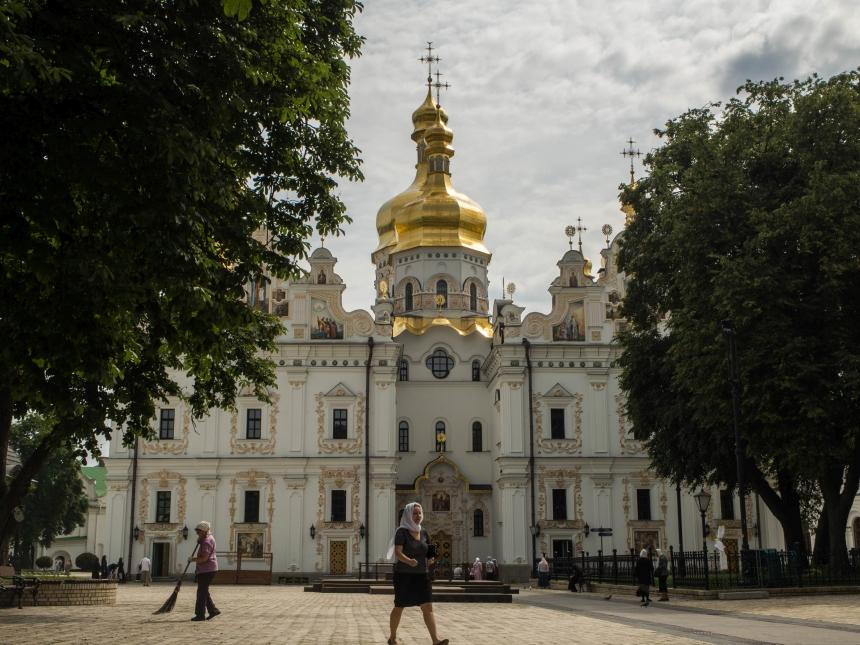Ławra Górna, Ławra Kijowsko-Peczerska, Kijów