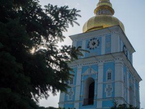 Monaster św. Michała Archanioła oZłotych Kopułach, Kijów