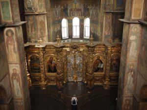 Sobór Mądrości Bożej (Sobór Sofijski), Kijów