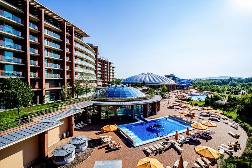 Aquaworld Resort Budapest, Budapeszt