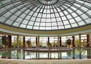 Aquaworld Resort Budapeszt - kompleks basenów