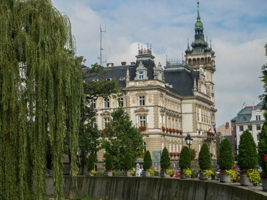 Ratusz Miejski wBielsku-Białej