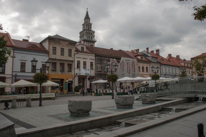 Rynek Miejski wBielsku