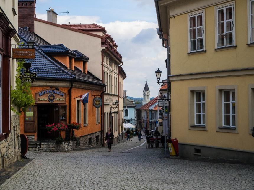 Bielsko-Biała – Mały Wiedeń w Beskidach