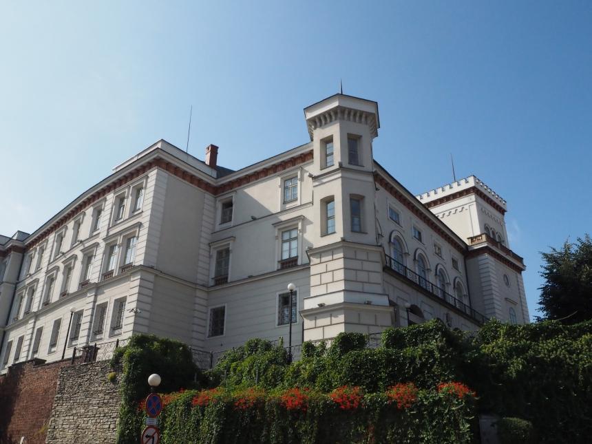 Zamek Książąt Sułkowskich iMuzeum Historyczne wBielsku-Białej