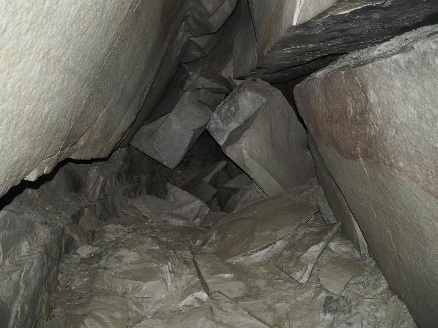 Jaskinia wTrzech Kopcach