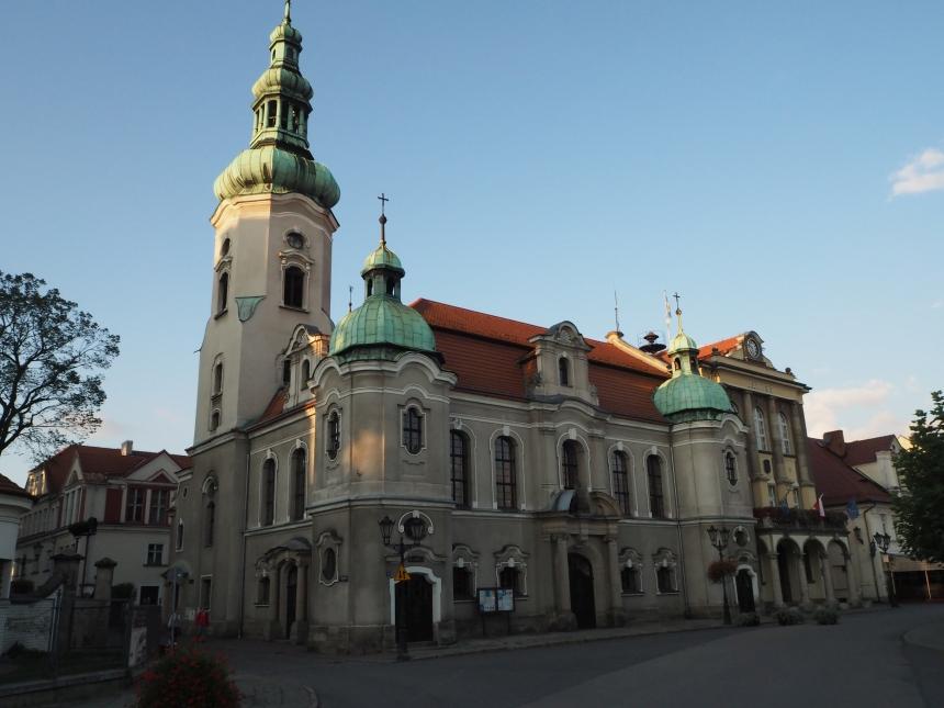 Kościół narynku wPszczynie