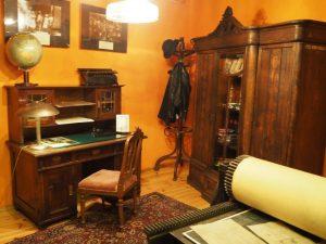 Muzeum Prasy Śląskiej - miejsce pracy Korfantego
