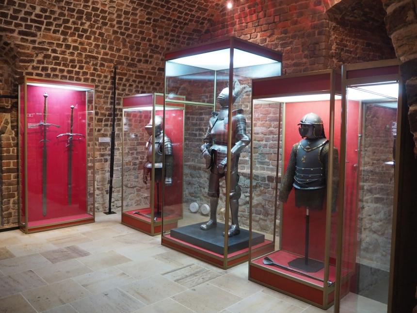 Zbrojownia - Muzeum Zamkowe wPszczynie