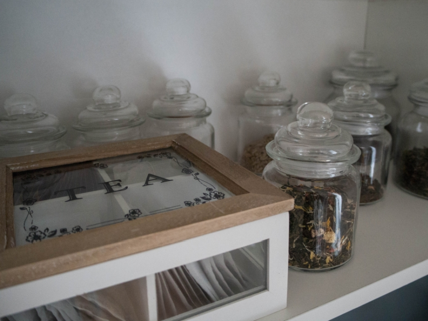 Herbaty wkuchni podróżnika