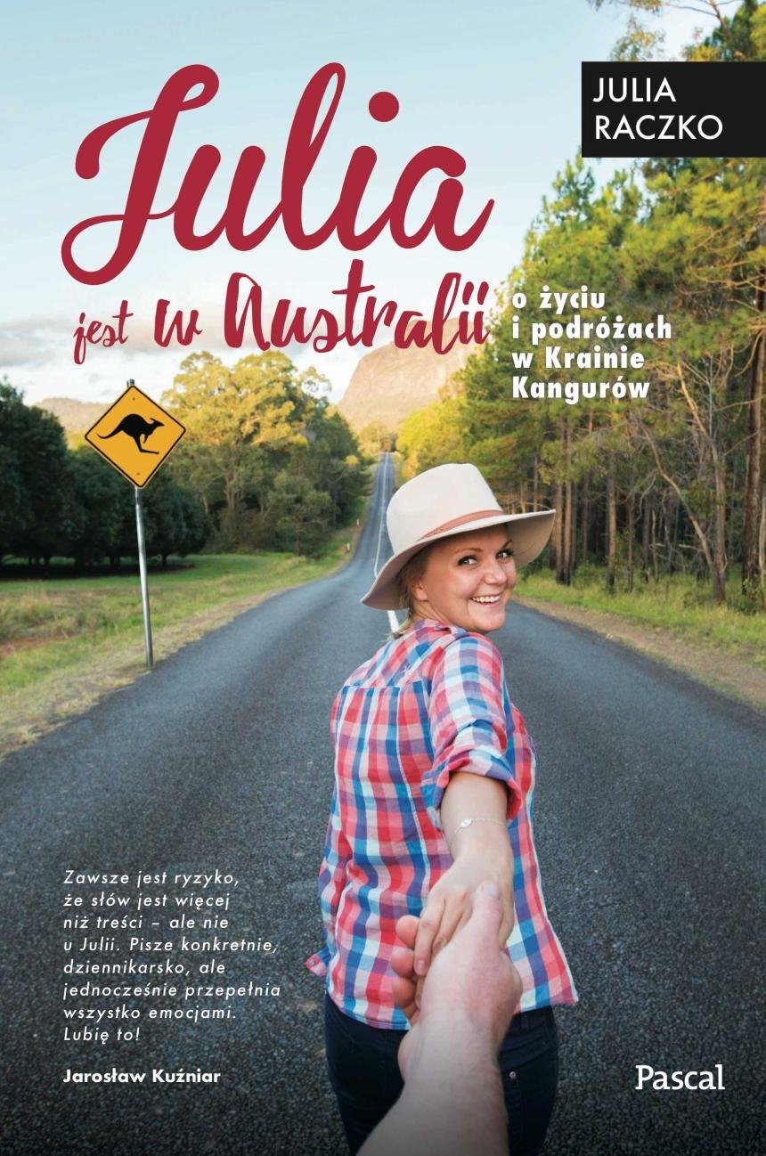Julia jest wAustralii – Julia Raczko