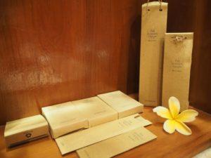 Hotel Melia Bali - kosmetyki
