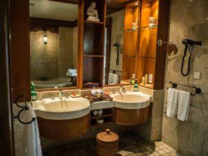 Hotel Melia Bali - łazienka