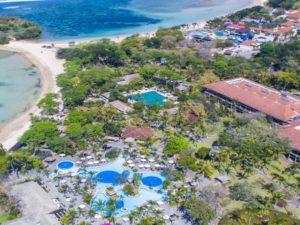 Hotel Melia Bali - położenie