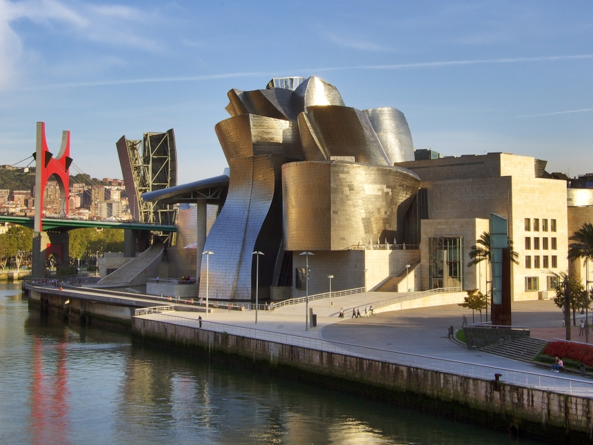Bilbao – piękna nowoczesność