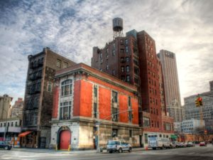 Ghostbusters Firehouse, fot. Wikipedia