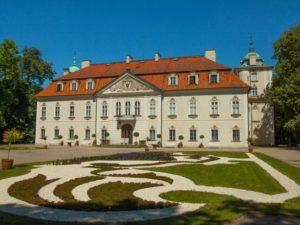 Pałac wNieborowie, fot. Wikipedia
