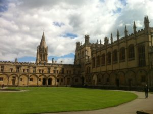 Christ Church College and Cathedral