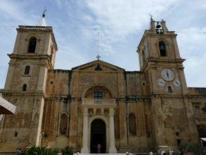Konkatedra św. Jana (St. John's Co-Cathedral)