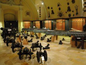 Zbrojownia wPałacu Wielkich Mistrzów, Valletta