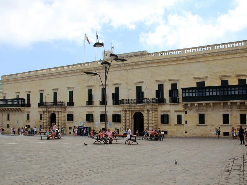 Pałac Wielkich Mistrzów iZbrojownia (Grandmaster's Palace and Armoury)