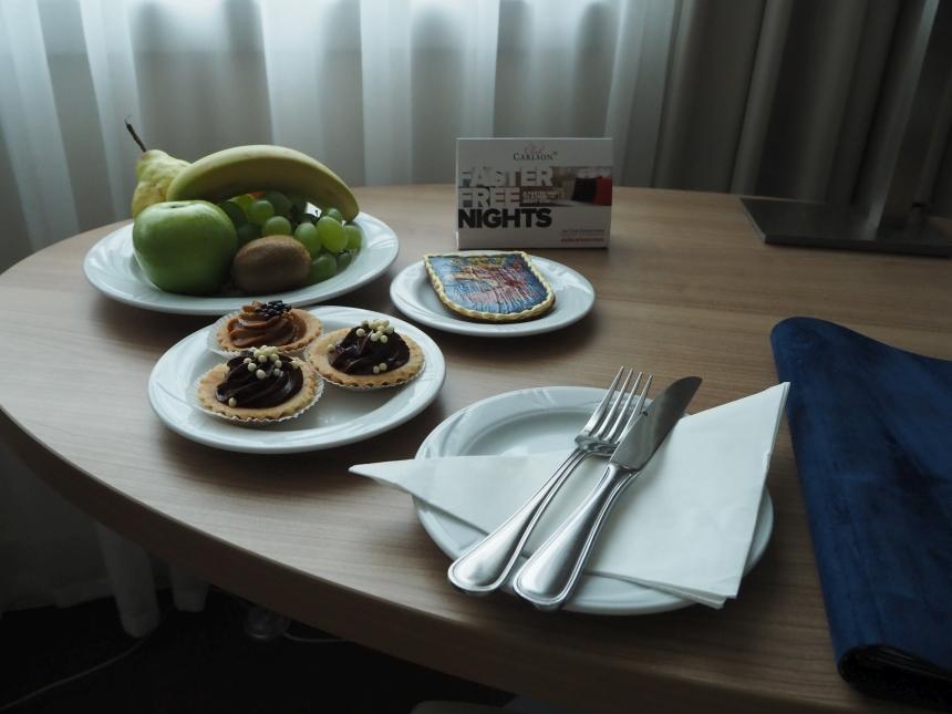 Hotelowa wstawka - Radisson Blu Szczecin