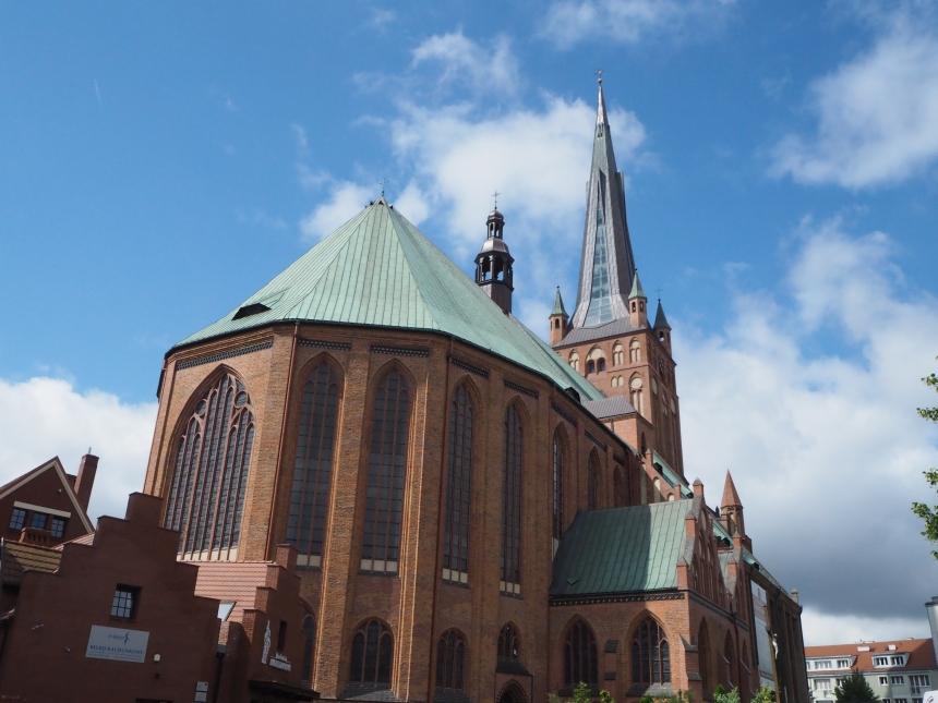 Katedra wSzczecinie - bazylika archikatedralna św. Jakuba