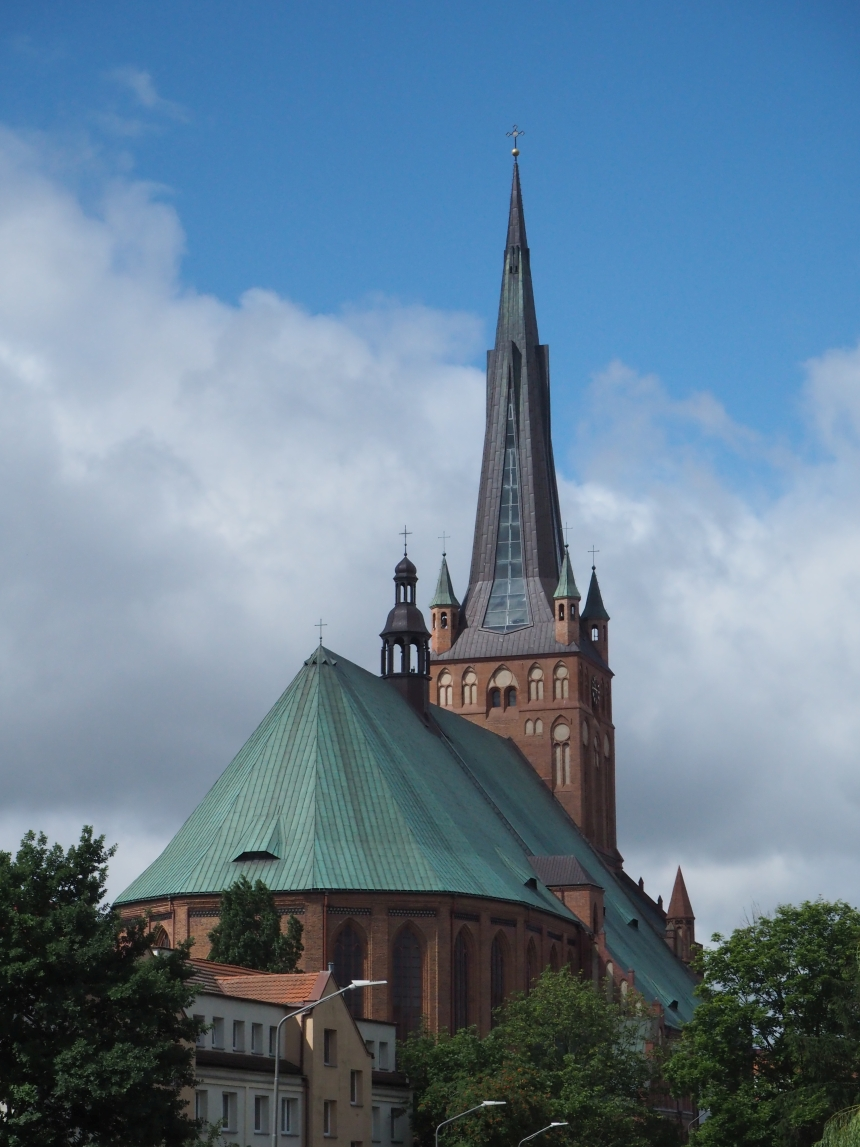 Bazylika archikatedralna św. Jakuba, Szczecin