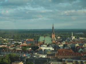 Cafe22 - panorama Szczecina
