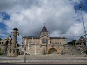 Muzeum Narodowe, Wały Chrobrego, Szczecin