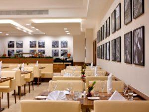Restauracja Starokievsky wRadisson Blu Kijów